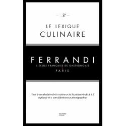 Ferrandi Lexique Culinaire  - Hachette