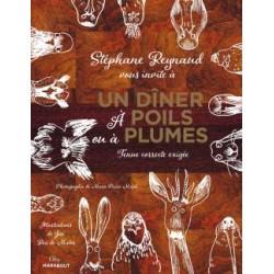 Diner à Poils et à Plumes  - Marabout