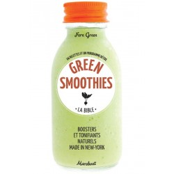 La Bible des Green Smoothies  - Marabout