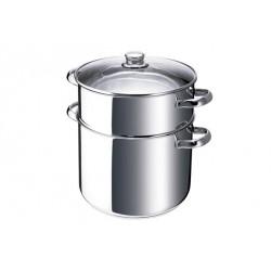 Couscoussier 26 cm 11 litres - Beka