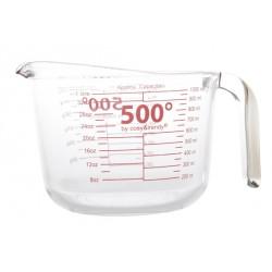 Maatbeker 1 litre - Cosy Trendy