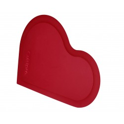 Racloir Souple Silicone Rouge  - Cuisipro