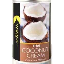 Crème de Noix de Coco 400 ml - De Siam