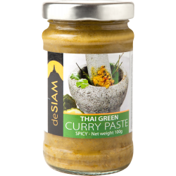 Green Curry Paste 100g - De Siam