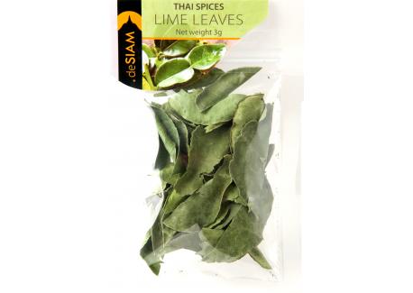 Lime Leaves 3gr - De Siam