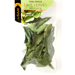Lime Leaves 3gr - De Siam