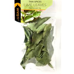 Lime Leaves Feuilles de Citron Vert 3gr