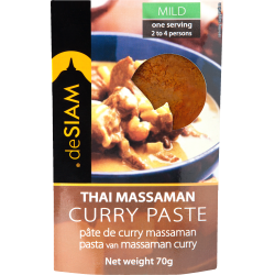 Massaman Curry Paste 70g - De Siam