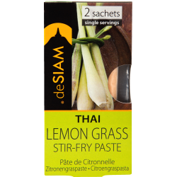 Paste Marinade Lemongrass 30 g - De Siam