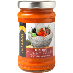 Red Curry Paste 100g