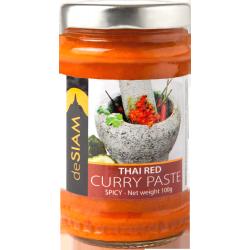 Red Curry Paste 200g - De Siam