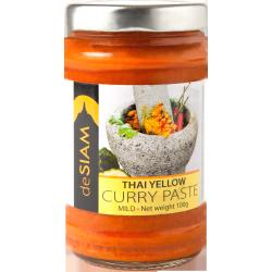 Yellow Curry Paste 200 g - De Siam