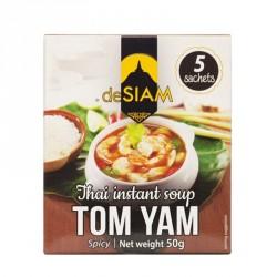 Tom Yam Soup 50 g - De Siam