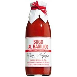 Sugo al Basilico 480 ml - Don Antonio