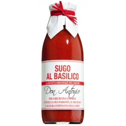 Sugo al Basilico 500ml - Don Antonio