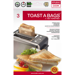 Toast a Bags - Studio Cook
