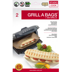 Grill a Bags - Studio Cook