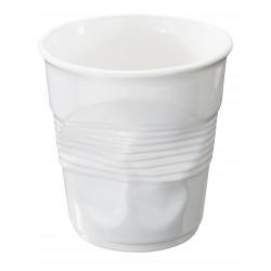 Gobelet Froissé Pot à Ustensiles Blanc - Revol
