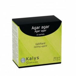 Agar Agar 10x2g - Kalys