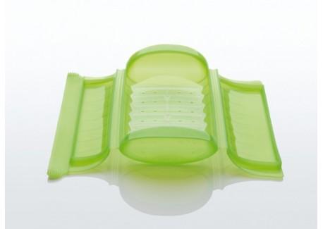 Stoombox Papillote Small Groen met Filter - Lékué