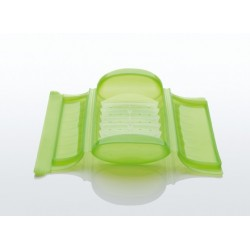Papillote Coffret Vapeur Small Vert avec Filtre - Lékué
