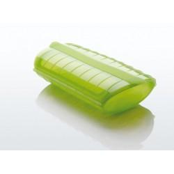 Papillote Coffret Vapeur Large Vert avec Filtre - Lékué