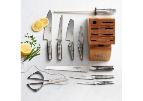 global g10 couteau saumon 31 cm les secrets du chef. Black Bedroom Furniture Sets. Home Design Ideas