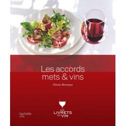 Accords Mets et Vins - Hachette