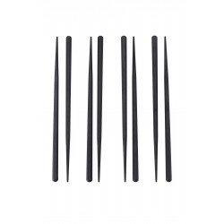 Chopsticks 4 Sets de 2 baguettes  - Point Virgule