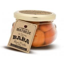 Baba au Rhum 12 pcs 320 g - Comptoir de Mathilde