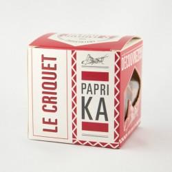 Criquet Paprika 18g