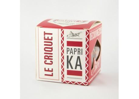 Criquet Paprika 18g  - Jimini's