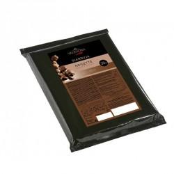 Gianduja Noisette Lait 35% Tablette 1 kg  - Valrhona