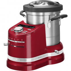 Cook Processor Artisan 5KCF0103 Rouge Empire - KitchenAid