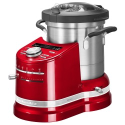 Cookprocessor Artisan 5KCF0104 Appelrood  - KitchenAid