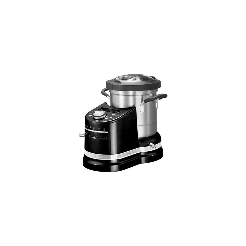 kitchenaid cook processor artisan 5kcf0103 noir onyx les secrets du chef. Black Bedroom Furniture Sets. Home Design Ideas