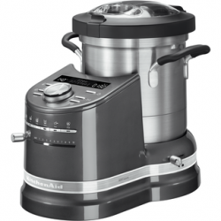 Cook Processor Artisan 5KCF0104 Gris Etain - KitchenAid