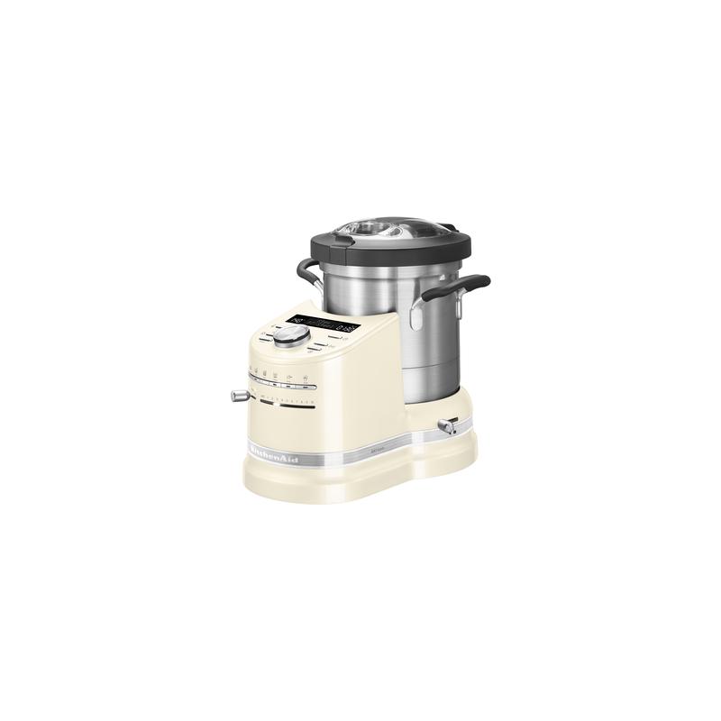 kitchenaid cook processor artisan 5kcf0103 cr me les secrets du chef. Black Bedroom Furniture Sets. Home Design Ideas