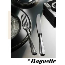 Baguette Set de couverts 24 pcs Stone Washed - Pintinox