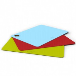Pop Set of 3 Chopping Mats - Joseph Joseph