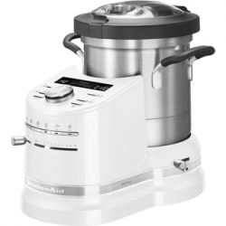 Cook Processor Artisan 5KCF0103 Blanc Givré - KitchenAid