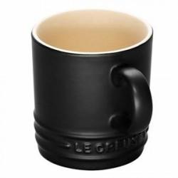 Koffiebeker 20 cl Mat Zwart - Le Creuset