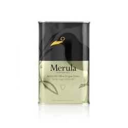 Huile d'Olive Merula 500 ml  - Marques de Valdueza