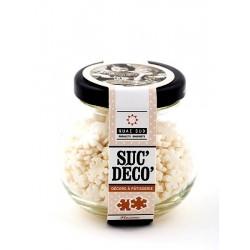 Sucre Deco Flocon Blanc 40 g - Quai Sud