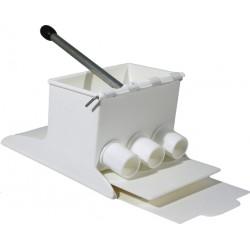 Millecroquettes Machine à Croquettes de Pommes de Terre