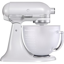 Robot Artisan Limited 5KSM156EFP Blanc Givré - KitchenAid