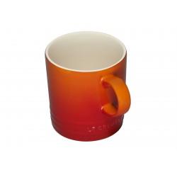 Espressokopje 7 cl Oranje-rood