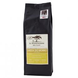 Lagoa do Morro Café en Grains 500 g  - Le Piantagioni del Caffè