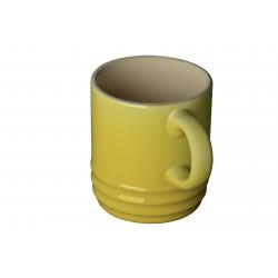 Koffiebeker 20 cl Soleil Geel  - Le Creuset