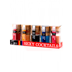 Sexy Cocktails Shots Pack  - Quai Sud